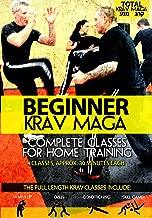 Beginner Krav Maga: Complete Classes for Home Training