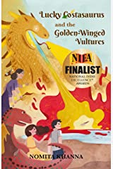 Lucky Costasaurus and the Golden-Winged Vultures Kindle Edition
