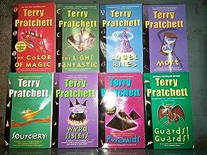 1-8 Discworld Paperback Set