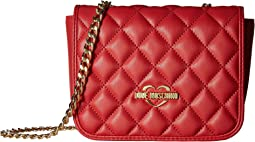 LOVE Moschino - Superquilting Square Shoulder Bag