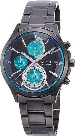 [ワイアード]WIRED 腕時計 WIRED NEW REFLECTION 4th丸 AGAV121 メンズ