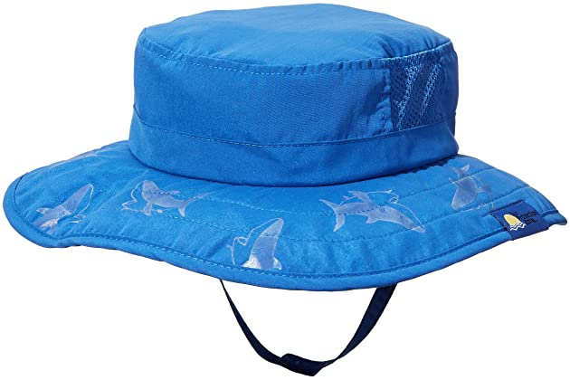 2pk Kids Safari Hat Sun Protective Zone UPF 50+ Child Block UV Rays Shade  938151 Blue Boys Fits most children ages 3-10 27627c65403