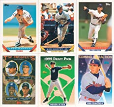 1993 Topps MLB Baseball Series Complete Mint Hand Collated 825 Card Set Which Includes Derek Jeter's Rookie Card #98 Complete M (Mint)