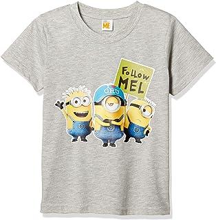 [ノアワールド] Tシャツ ME9-4693、ミニオンズ