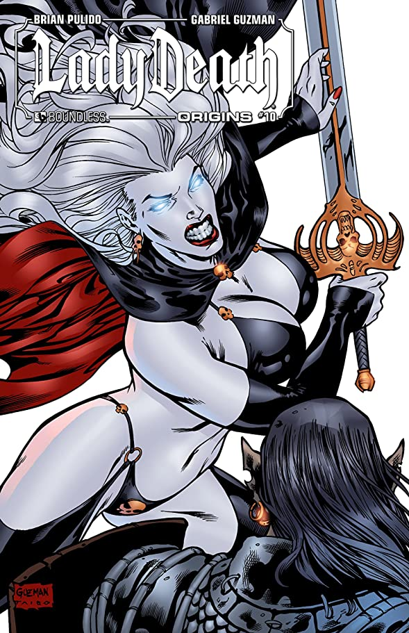 遅らせるフィルタアルファベット順Lady Death Origins #10 (Lady Death: Origins) (English Edition)