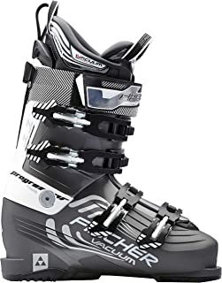 Fischer 2015 Progressor 11 Vacuum Ski Boots Anthracite/White 26.5