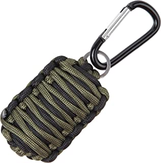 Stone Mountain MicroFish 15-in-1 Paracord Survival Fishing Kit