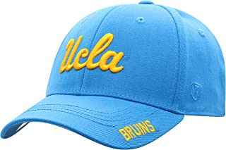 Team Color Adjustable Size NCAA Ucla Bruins Mens Scholarship Relaxed Hat