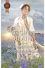 Miss Bradshaw's Bought Betrothal: A Regency Historical Romance (Harlequin Historical) Kindle Edition
