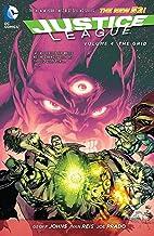 Justice League (2011-2016) Vol. 4: The Grid (Justice League Graphic Novel)