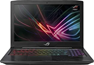 """ASUS ROG Strix Scar Edition 17.3"""" 120Hz 3ms Gaming Laptop, 8th-Gen Intel Core i7-8750H Processor (up to 3.9GHz), GTX 1050 ..."""