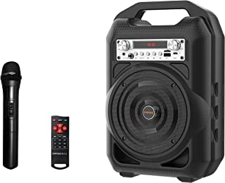 Best pa system with wireless mic and speakers Reviews