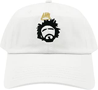 Crown Hat Born Sinner Dad Hat Baseball Cap Embroidered Adjustable 100% Cotton