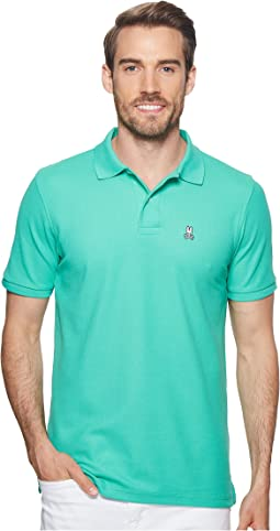 Psycho Bunny Classic Polo Fashion Colors