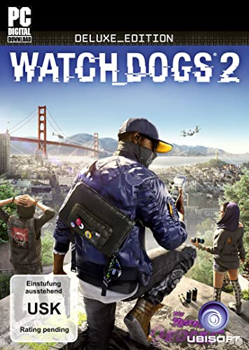 Watch_Dogs 2 - Deluxe Edition [PC Code - Uplay]