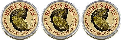 Burt's Bees 100% Natural Lemon Butter Cuticle Cream