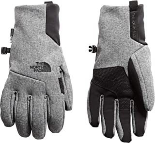 Men's Apex Etip Glove, TNF Medium Grey Heather (Std), M