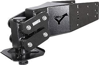 GENY GH-8050 Executive - Torsion-Flex, Fifth Wheel King Pin, 2K - 4.5K Hitch/pin Weight, 30K Towing