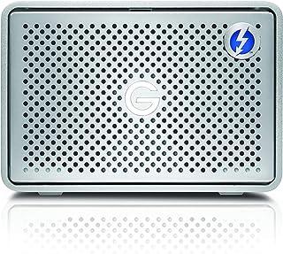 SanDisk Professional G-RAID 2, 12TB Enterprise-klasse 2-Bay desktopschijf, bevat 7200RPM Ultrastar drive, Thunderbolt 3,...