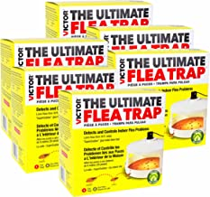 Victor Ultimate Flea Trap - 6 Total Traps M230A