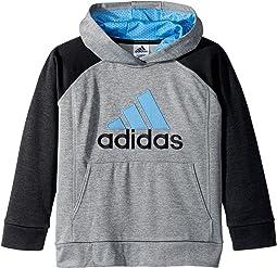 adidas Kids - Applique Pullover (Toddler/Little Kids)