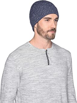 Stonewashed Cuff Knit Hat