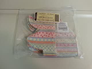 Longaberger 2008 Easter Basket Small Spring Parade OE Fabric Liner New In Bag