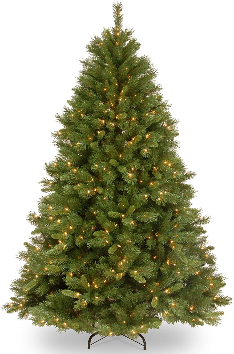 National Tree 2021 new WCH7-300-45 San Francisco Mall Christmas ft Green 4.5