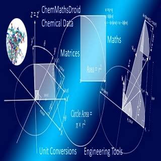 Chemical/Engineering Tools - ChemMathsDroid Free Version