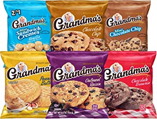 Grandma's Cookies Variety Pack of 30