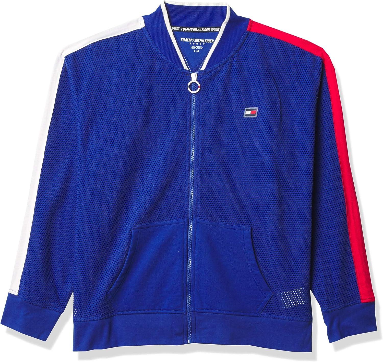 Tommy Hilfiger Women's Lightweight Mesh Jacket
