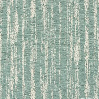 McAlister Textiles Textured Chenille   Duck Egg Blue Metalic Striped Pattern Curtain Fabric DIY Sewing + Crafting Material   Fabric Swatch 3x7 Inches