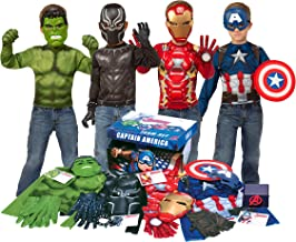 Imagine by Rubie's Marvel Avengers Play Trunk with Iron Man, Captain America, Hulk,..