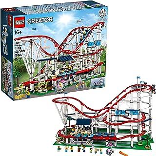 LEGO Creator Expert-Montaña rusa, juguete de construcción