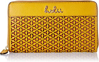 Holii Tessera Women's Wallet (Yellow)