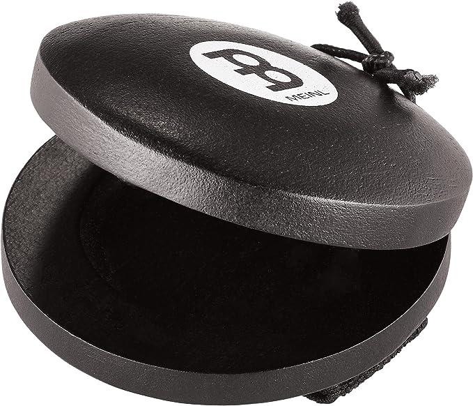 Meinl Percussion WC1-M Medium Wood Cajon Castanet Black