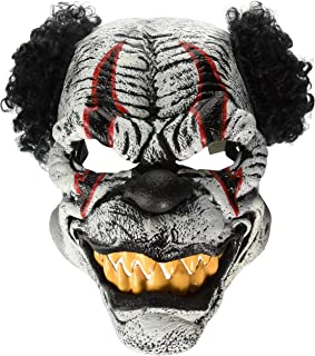 Best clown mask moving mouth Reviews