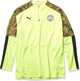 PUMA Men's Manchester City 1/4 Zip Training Top 2019-20