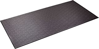 Supermats Heavy Duty Equipment Mat 13GS Made in U.S.A. for Indoor Cycles Recumbent Bikes..