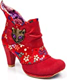 Irregular Choice Miaow Womens Ankle Boot