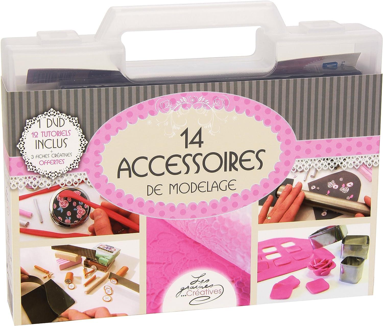 FIMO Mallette 14 Accessoires De Modelage B00O3KBAS4 | Elegante Elegante Elegante Und Stabile Verpackung  e6cf2b