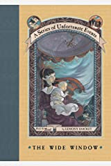 A Series of Unfortunate Events #3: The Wide Window Kindle Edition