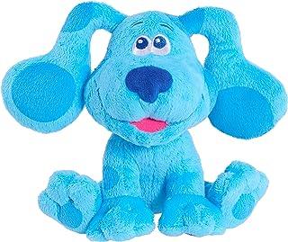 Blue's Clues & You! Beans Soft Plush Blue 7 inches
