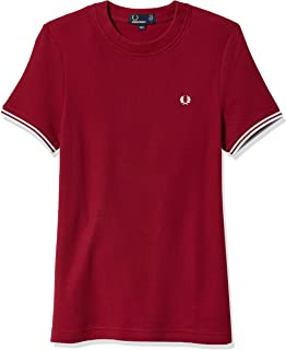 Fred Perry Women's Twin Tipped T-Shirt