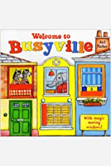 Welcome to Busyville Board book