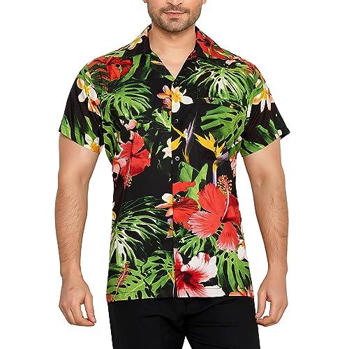 Camisas Hawaianas: Amazon.es