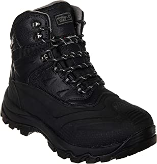 Nord Trail Men's Nova Waterproof Leather Resistant Work Shoes
