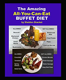 The All-You-Can-Eat Buffet Diet (English Edition)