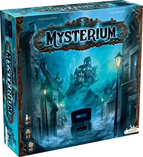 Asmodee- Mysterium Italian Edition Board Game Colour 8692