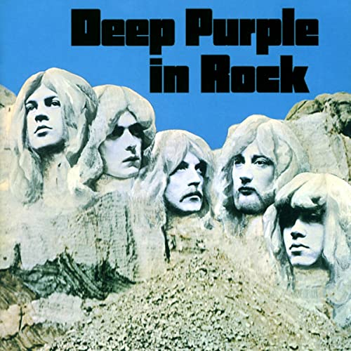 Deep Purple in Rock (Anniversary Edition) di Deep Purple su Amazon ...